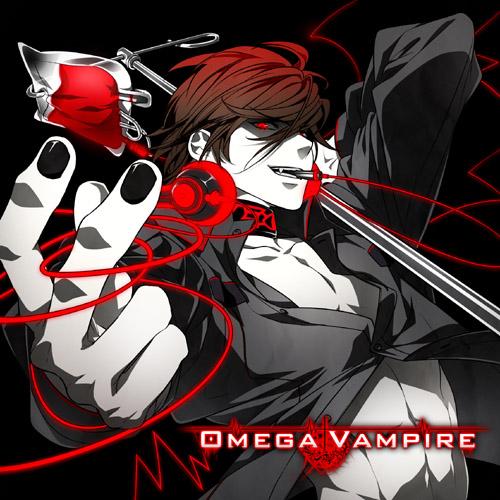 オメガヴァンパイア オリジナルサウンドトラック 【BLOOD.WAV】(ブラッドワブ)