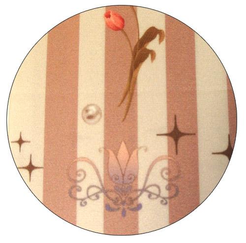 絶対迷宮 秘密のおやゆび姫 デザインタイツ おやゆび姫