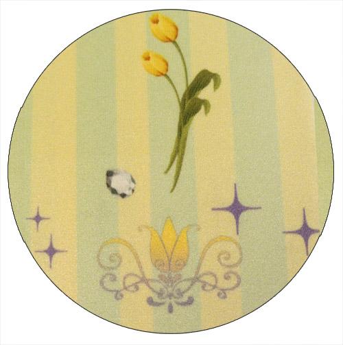 絶対迷宮 秘密のおやゆび姫 デザインタイツ 花の王子