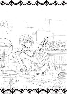 絶対迷宮グリム ラフ画集 Vol.3