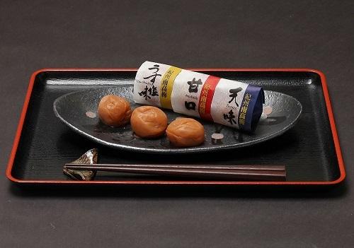紀州南高梅 三種詰合せ6粒(ピンク箱・紫箱)12個以上500円引/個