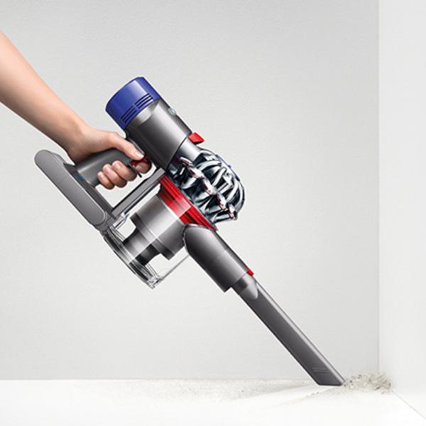ダイソン コードレスサイクロン掃除機 ブルー