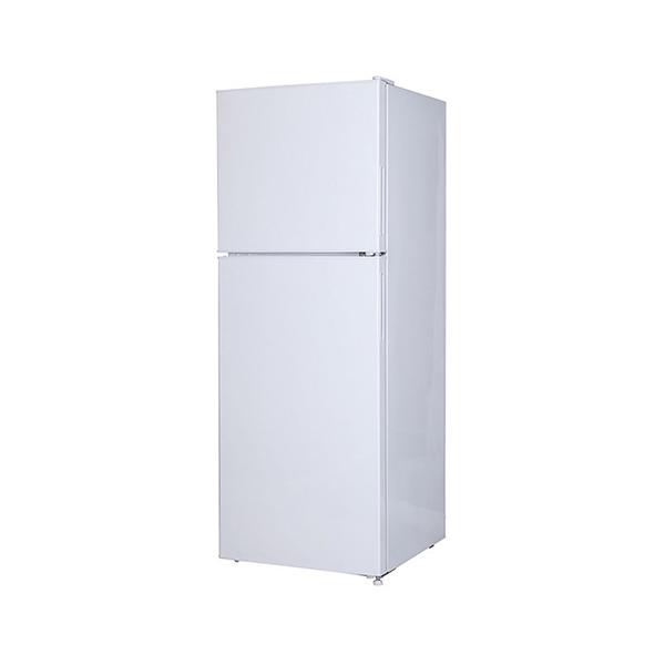 冷蔵庫 138L 2ドア ホワイト