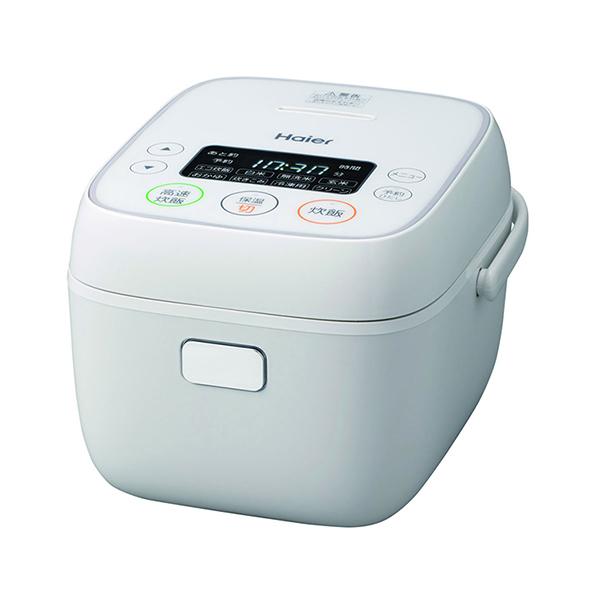 炊飯器 3.0合 ホワイト