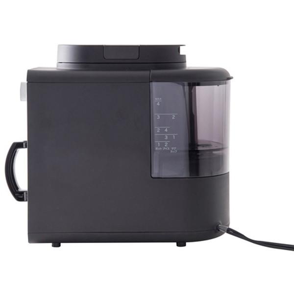 siroca カフェばこ 全自動コーヒーメーカー ブラック