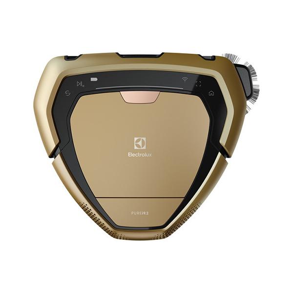 Electrolux ロボット掃除機 ゴールド