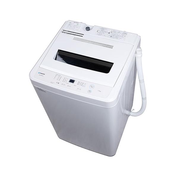 全自動洗濯機 7.0kg  ホワイト