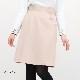 【50%OFF】ボタニーサージAラインスカート【AW SALE】