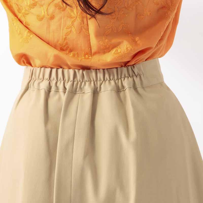 オックス巻きAラインスカート【SS SALE】
