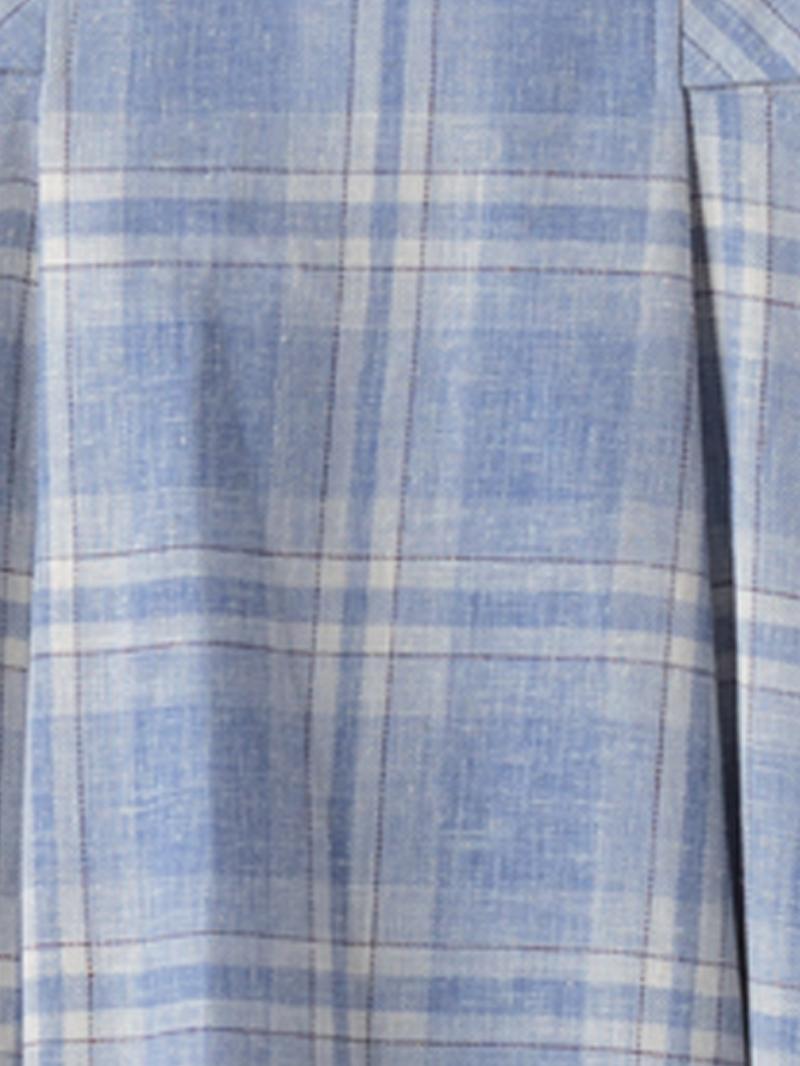 【50%OFF】格子タックスカート【SS SALE】