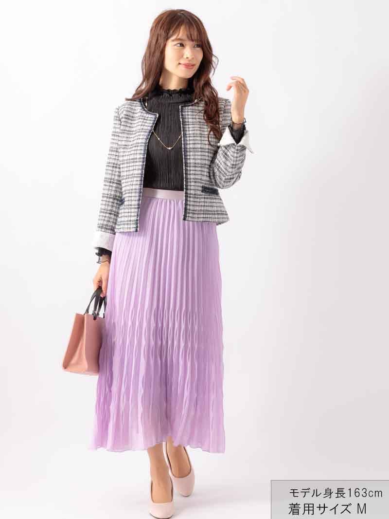 【30%OFF】プリーツスカート
