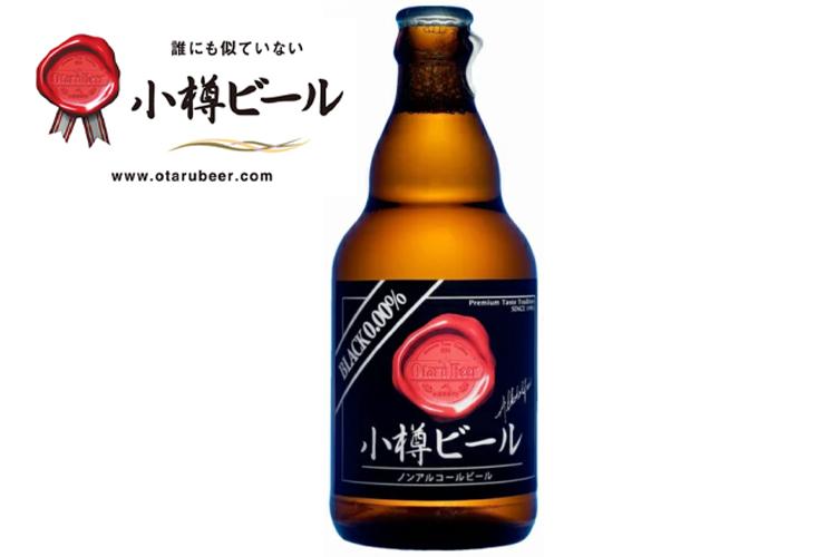 小樽ビール ノンアルコールビール ブラック 0.00%