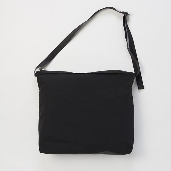 エンダースキーマ all purpose shoulder bag -black-