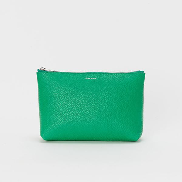エンダースキーマ pouch M -green-