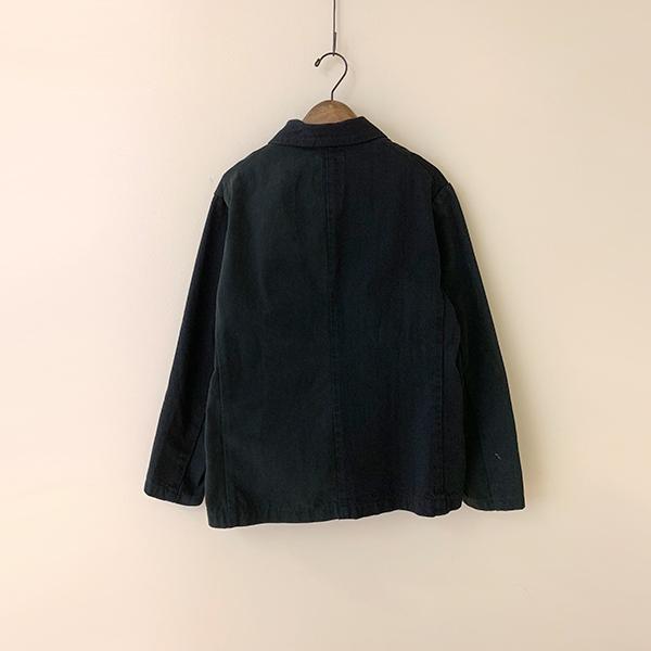 ティグルブロカンテ Re.デニムMix フレンチワーク ジャケット