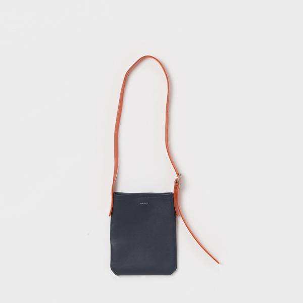 エンダースキーマ one side belt bag small -navy-