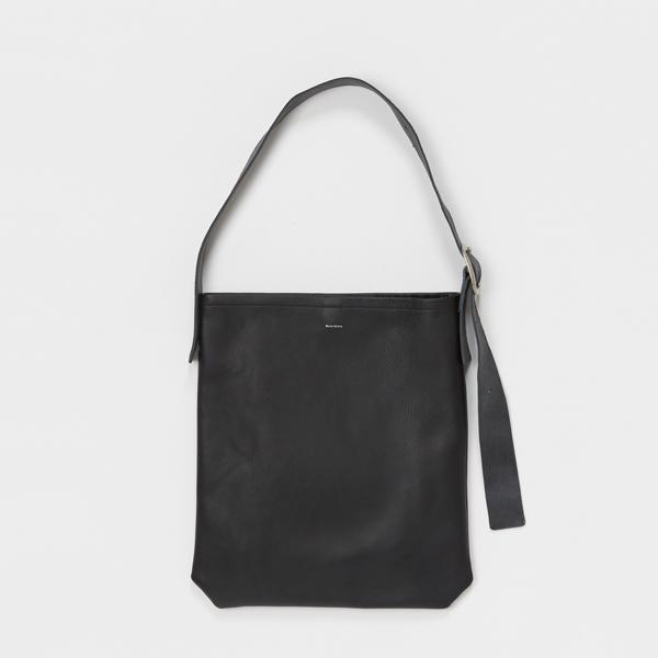 エンダースキーマ one side belt bag -black-