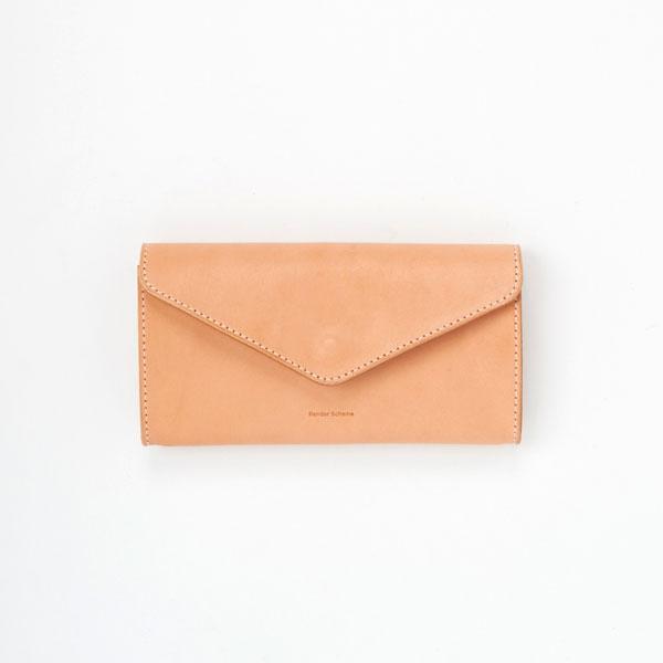 エンダースキーマ long wallet -natural-