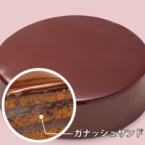 【BD】魅惑のザッハトルテ (約15cm)