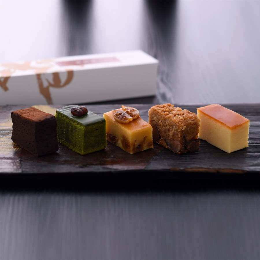 焼菓子 3本詰(自配)