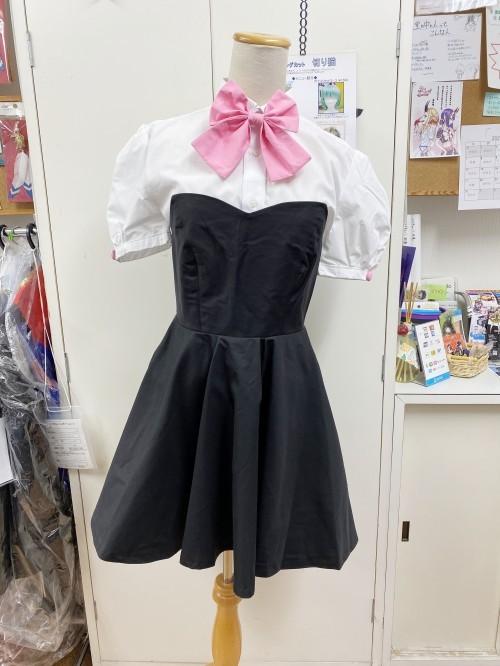 アイドルマスター 水瀬伊織 2015年キャラクロカフェ 風衣装