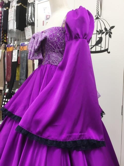 黒子のバスケ 帝光祭ドレス 紫原 風衣装