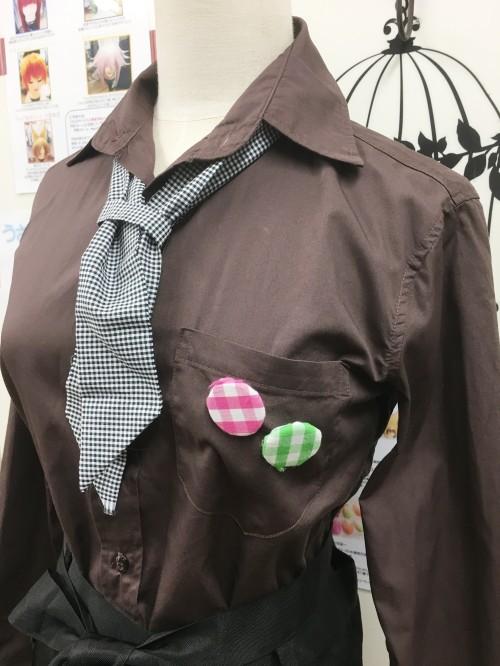 おそ松さん チョロ松 セガカフェ 風衣装