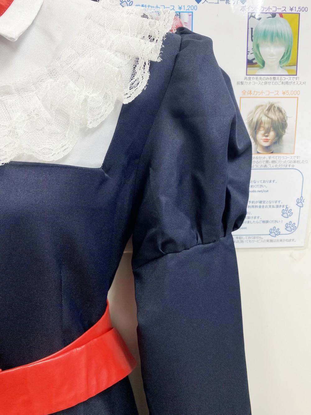 うたの☆プリンスさまっ♪All Star 七海春歌 風衣装【帽子/手袋付き】