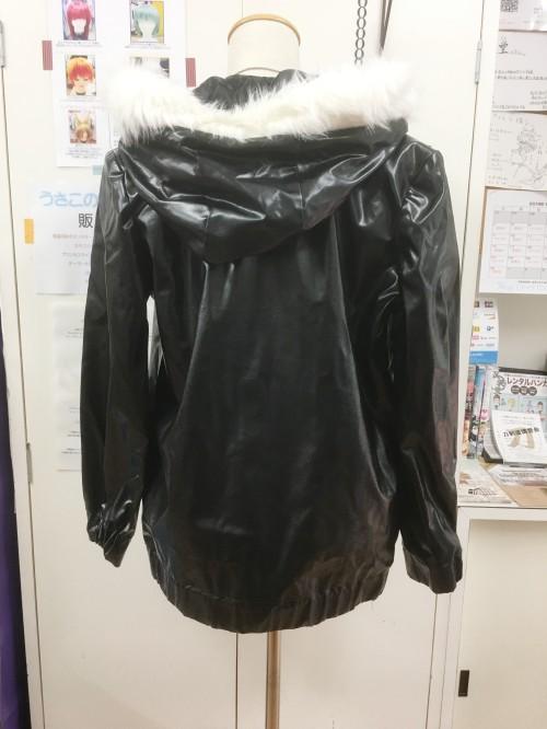 咎狗の血 アキラ 風衣装【ウィッグ・ドッグタグ付】