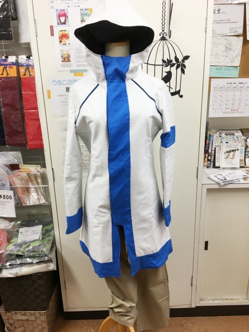 灰と幻想のグリムガル マナト 風衣装【ウィッグ付き】