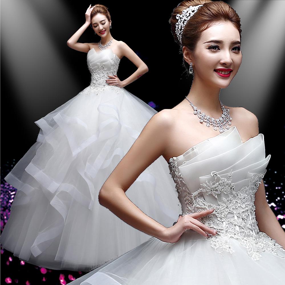 ビスチェタイプ ウェディングドレス 商品番号42880367193 形式番号yinuo