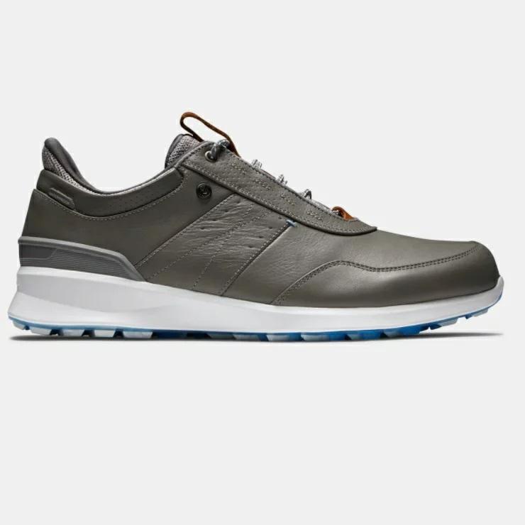FootJoy Stratos Spikeless Golf Shoes (Grey) フットジョイ ストラトス スパイクレス ゴルフ シューズ