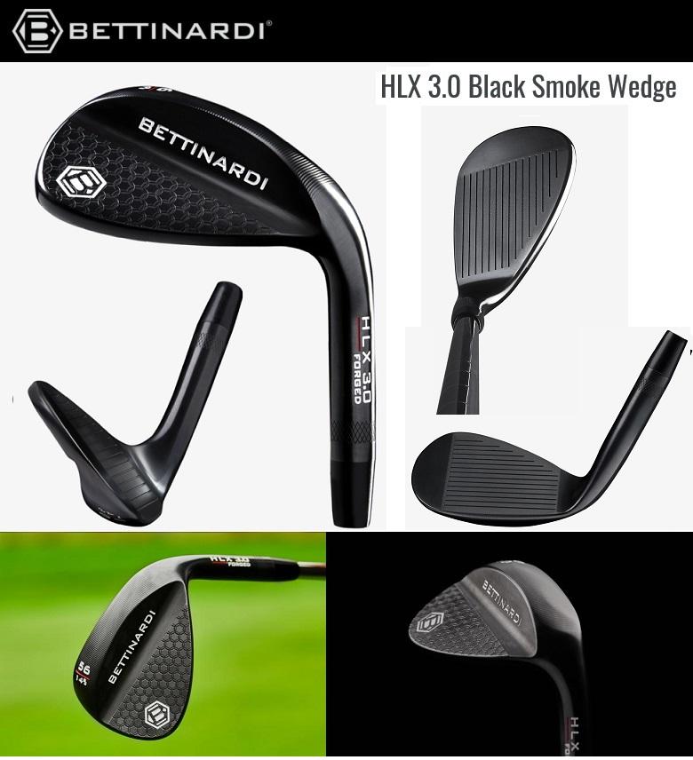Bettinardi HLX 3.0 Black Smoke Wedge ベティナルディHLX 3.0 ブラック スモーク ウェッジ NS Modus3 115 Wedge