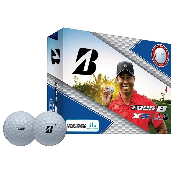 在庫あり! Bridgestone Golf TOUR B XS - TW Edition Ball USブリヂストン ツアー B XS タイガー・ウッズ エディション ボール