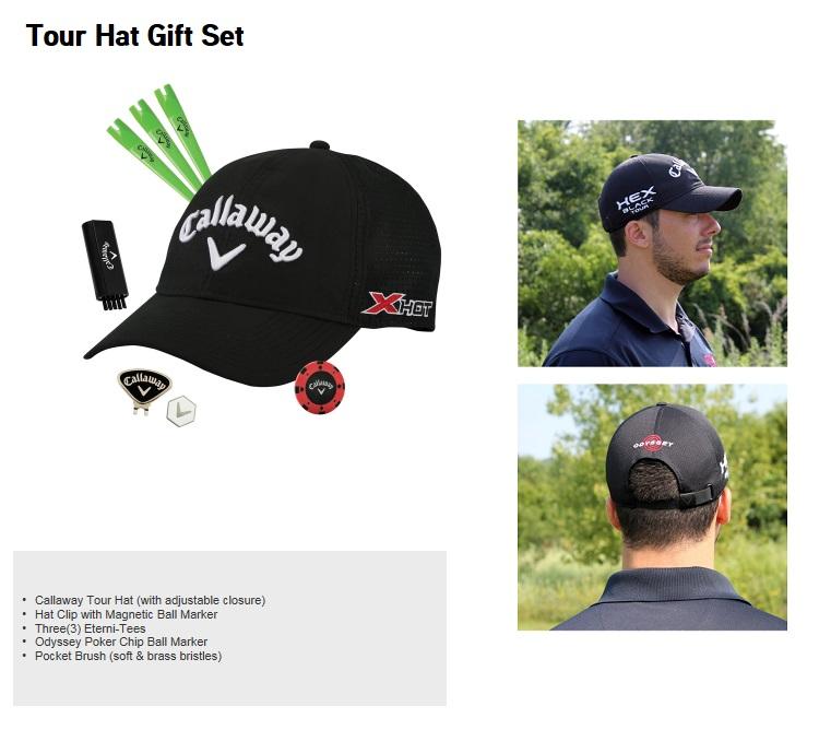 Callaway Tour Hat Gift Set キャロウェイ ツアー ハット ギフトセット