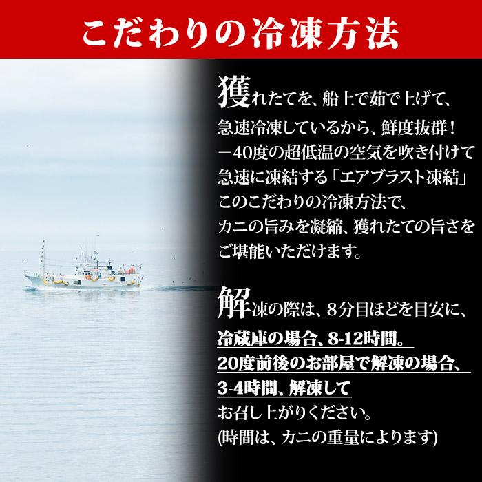 タラバガニ足【4Lサイズ】1kg 訳あり 送料無料