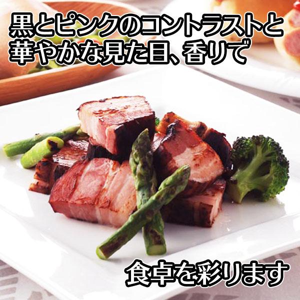 農家のベーコン約3kg(札幌バルナバハム)訳あり業務用 ※最短8日後以降お届け 送料無料