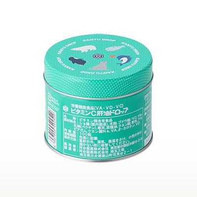 ビタミンC肝油ドロップ100粒