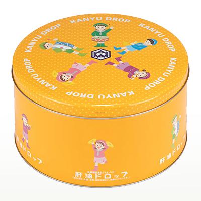肝油ドロップ3000粒 【教育機関専用品】
