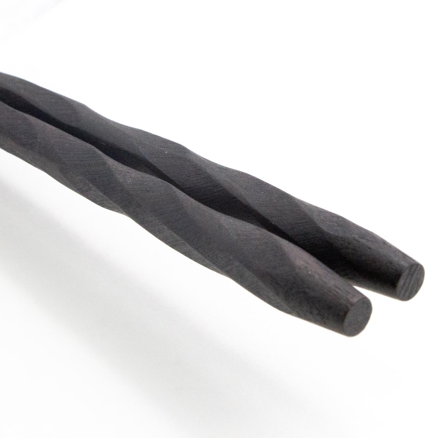 けずり黒檀 中 20.5cm