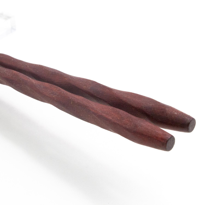けずり紫檀 大 23.5cm