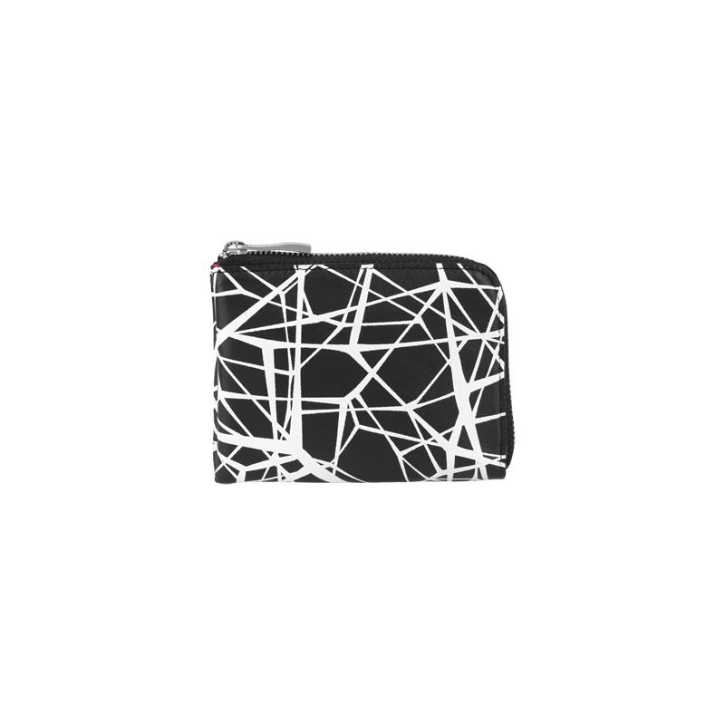 【L字ファスナーミニ財布】kumonoito