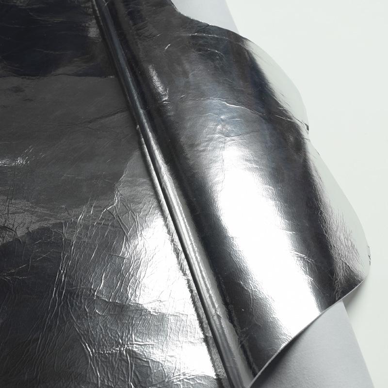 【L字ファスナー長財布】silver