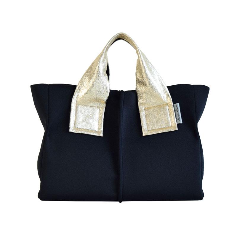★WEB限定 【wet】トートバッグ Mサイズ(シルバーハンドル)