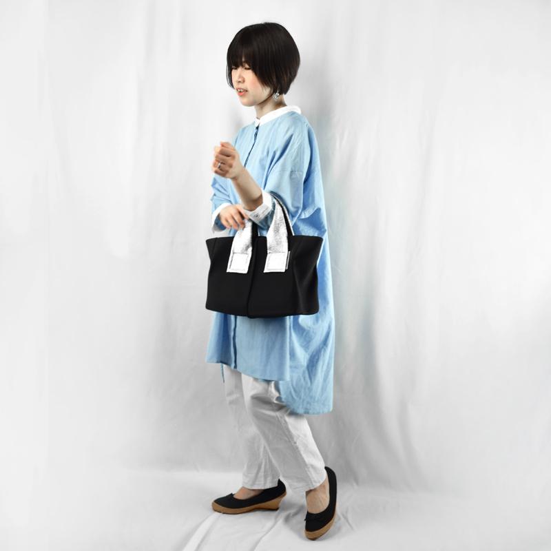11月再入荷予定 ★WEB限定 【wet】トートバッグ Sサイズ(シルバーハンドル)
