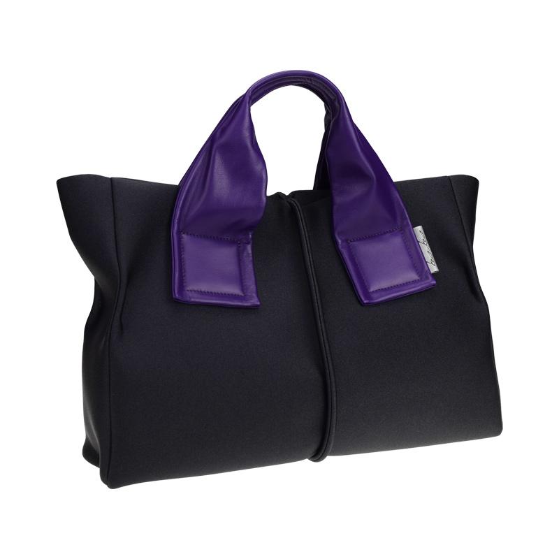 【new color purple】wetトートバッグM