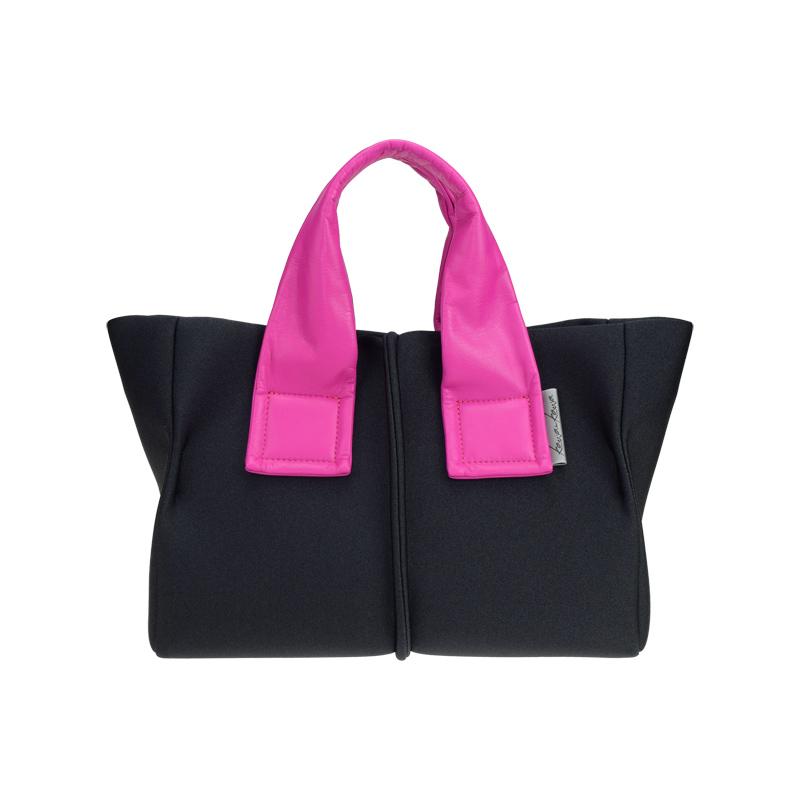 ★残りわずか ★WEB限定 【wet】トートバッグ Sサイズ(pinkハンドル)