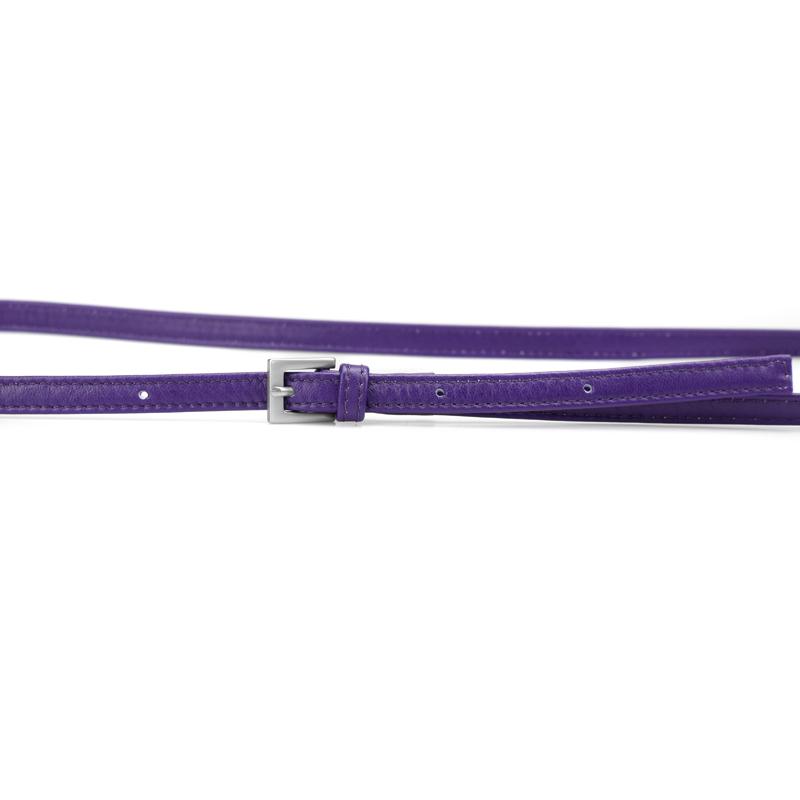 【new color purple】kuchiganeサイコロポシェット