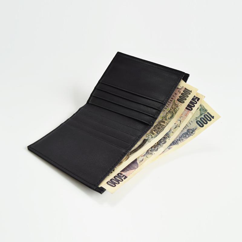 【スリム折財布】スーパーソフト