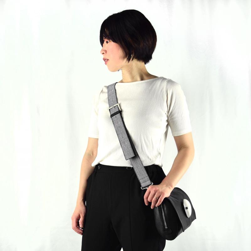 ★WEB限定 【strap】40mm幅ショルダーストラップ